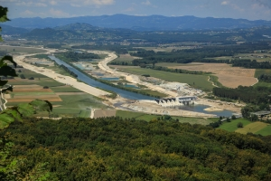 HPP Brežice – Installation of Hydromechanical, Mechanical and Electrical Equipment Continues