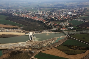 HPP Brežice – Installed Equipment Testing Under Way