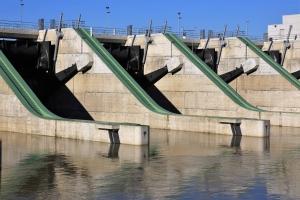 Obvestilo o spremembi gladine akumulacijskega bazena HE Brežice in nihanju nivoja ter pretoka reke Save