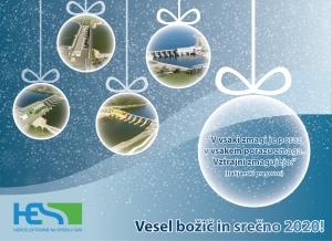 Vesel božič in srečno ...