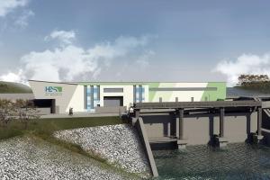 Naložbe v hidroenergijo ...