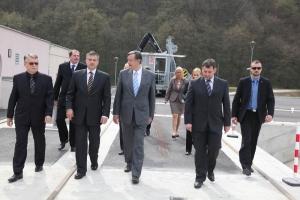 Obisk Predsednika Republi...