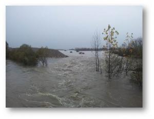 Ponovna porast vodostaja reke Save