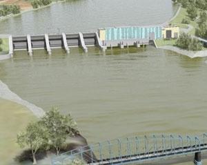 Building permit for HPP Brežice